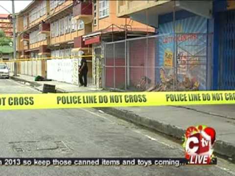 C News: Three separate murders in East Port of Spain in just under 24 hours