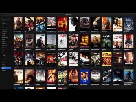 Popcorn Time App Demo on Mac OSX