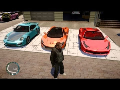 Rich Gta Gta 4 Mega Super Ultra Rich