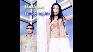 Watch Antique Lonely Nights video