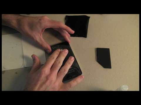 Zagg Full Body Invisible Shield Install & Review for Apple iPhone 4S & 4 Music Videos