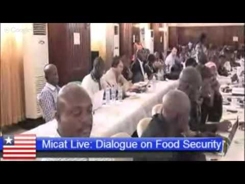 Multi-stakeholders' Dialogue on Food Security in Africa