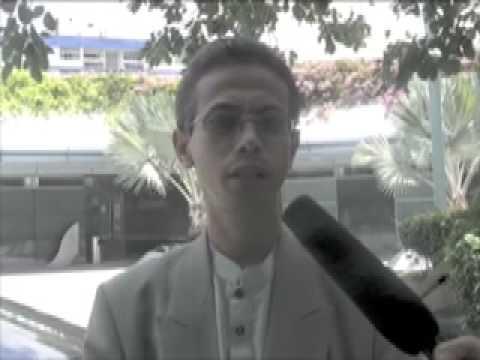 Temubual Penulis Buku Haji Muda