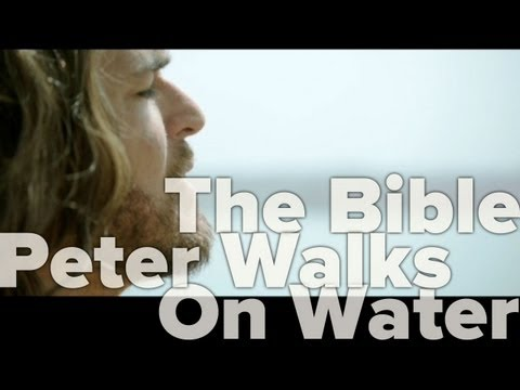 The Bible Miniseries - Peter Walks on Water