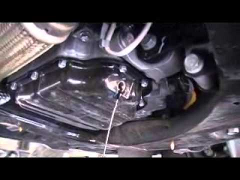 How To Change The Oil On A 2013 Nissan Altima 2 5 Youtube
