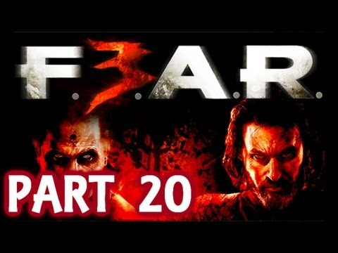 Fear 3 Walkthrough With Live Commentary Part 20 ( FEAR 3 F3AR ) 2011 – Bridge
