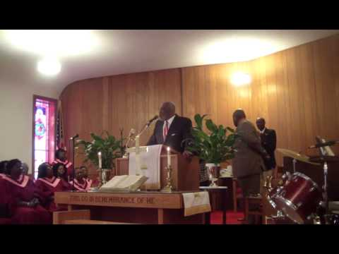 """Rev. Mack C. McClam - """"Some How, Some Way, God Will Provide"""" Part 2"""