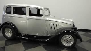 520 TPA 1933 Willys 2 Door Sedan