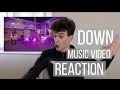 DOWN MUSIC VIDEO REACTION | FIFTH HARMONY