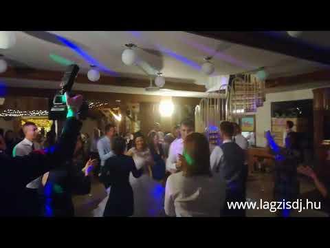 Esküvői Dj Debrecen - Dj Tamási – Fűzérkomlós, Fehérszikla Vadászház