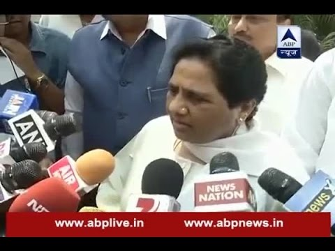 Our party does not believe in 'election pact', says Mayawati