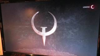 Quake Champions beta - loading time (HDD)