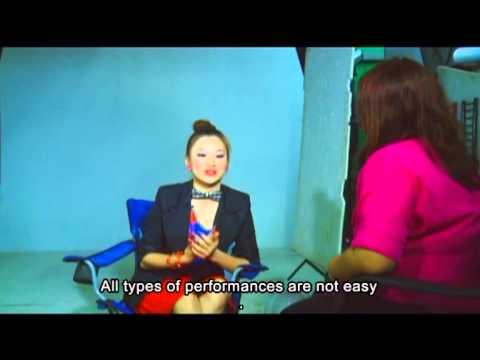 Chatty Natty  - interview Myanmar actress Wutt Mhone Shwe Yi