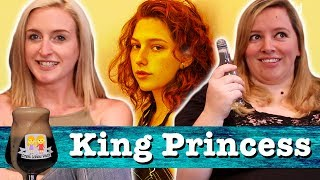 Drunk Lesbians Watch King Princess (Feat. Kirsten King)