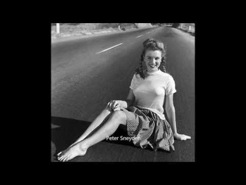 Norma Jeane Baker - The Road To Stardom 1945, by Andre de Dienes