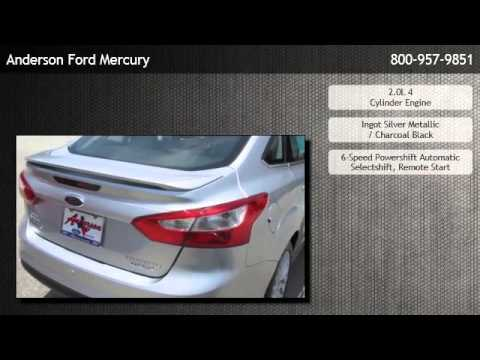 2013 Ford Focus Sedan Titanium  - Cleveland