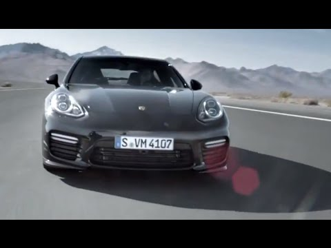 New Porsche Panamera GTS Turbo Funny First Commercial  CARJAM 4K TV HD 2015