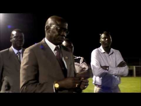 South Sudan - State Governor in Australia