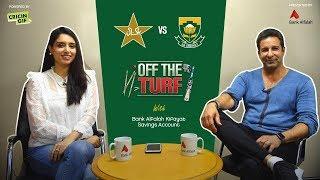 SA vs PAK - Pre Match Analysis: Off The Turf with Bank Alfalah Kifayat Savings Account
