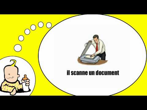 Я говорю по французски = Сцены и ситуации в офисе № 1