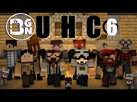 BREWCRAFT UHC - 6 - Minecraft Ultra Hardcore PVP