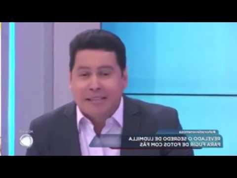 """Apresentador da Record chama Ludmilla de """"macaca"""" ao vivo thumbnail"""