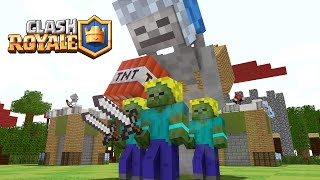 Download Lagu If Minecraft would be like Clash Royale ! ( Minecraft Animation ) Gratis STAFABAND
