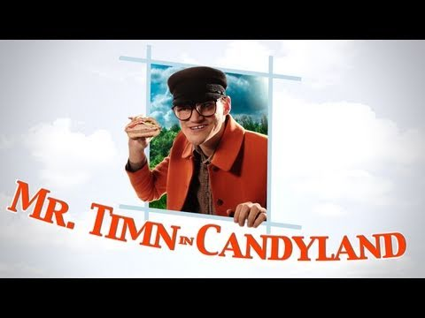 JULIAN SMITH - Mr. Timn in Candyland Music Videos