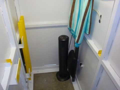 How to build your own saferoom youtube for Building a panic room inside your house