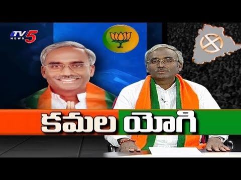 Serilingampally BJP Candidate Yoganand Special Chit Chat | #ElectionsWithTV5 | TV5 News