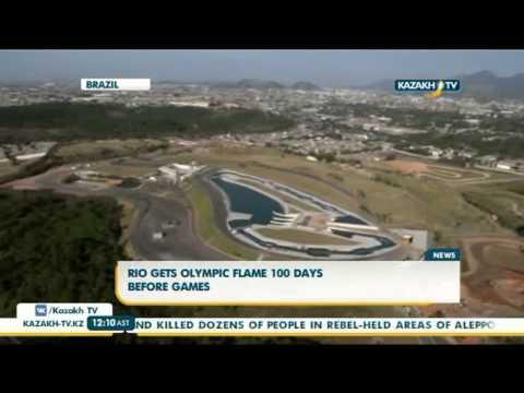 Жазғы олимпиада ойындарына 100 күн қалды - Kazakh TV