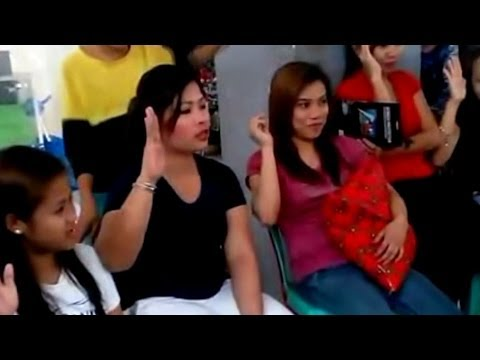 Many Filipinos Converting to Islam - February 2014
