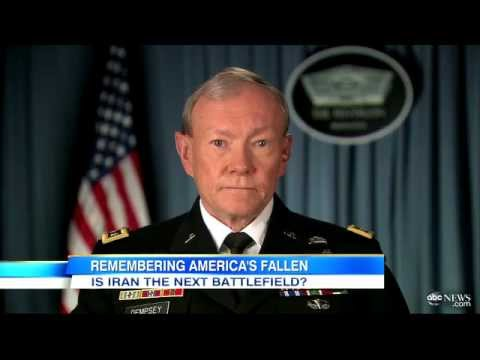 General Martin E. Dempsey on Possibility of Iran War; Taliban Stronger in Afghanistan?