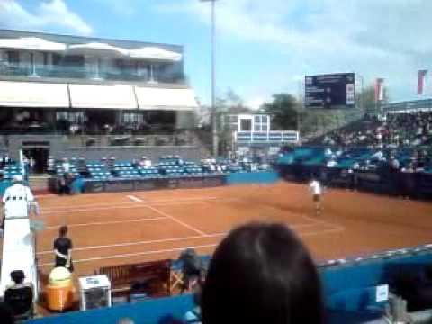 Janko Tipsarevic vs Somdev Devvarman Serbia Open 2011