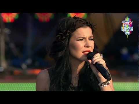 на Europa Plus LIVE 2012 [OFFICIAL VIDEO]