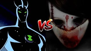 Alien X VS Zalgo 2017 HD | Ben 10 Omniverse VS Creepypasta
