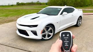 The BEST under $50K? 2018 Chevrolet Camaro 2SS | Full Review, Exhaust, Test Drive!