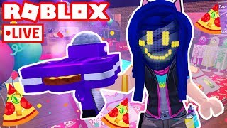 ROBLOX PIZZA PARTY!