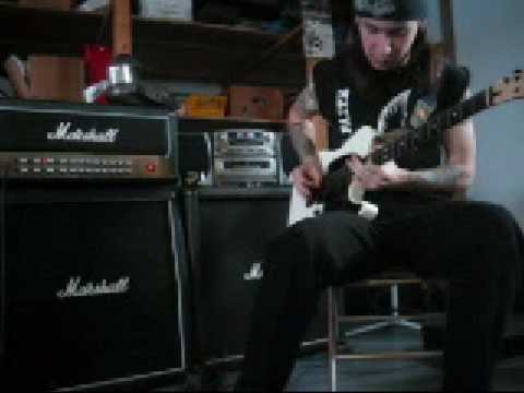 Jim Root Telecaster and Jackson RR24M