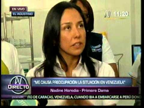 Nadine Heredia (21/2/2014)