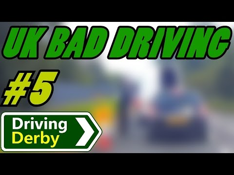 UK Bad Driving (Derby) #5