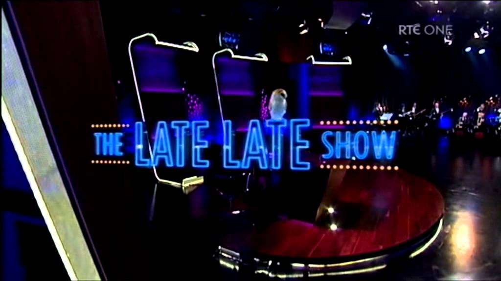 Hot House Big Band - Performing The Late Late Show Theme Live ...