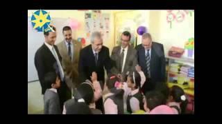 بتكلفة 10 مليون جنيه.. محافظ المنيا يفتتح مدرسة المنيا الرسمية للغات بمدينة المنيا الجديدة