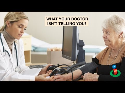 Four Things Your Doctor Didn t Tell You About High Blood Pressure!