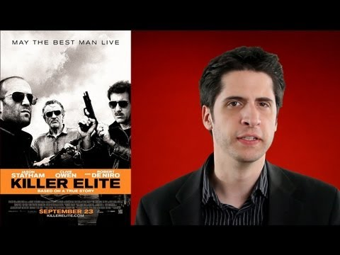 Killer Elite movie review