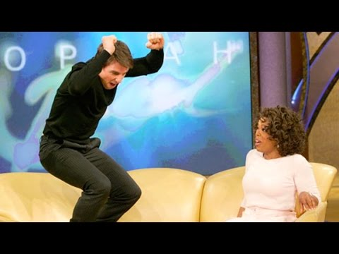 Tom Cruise & the Couch that Broke Scientology's Back
