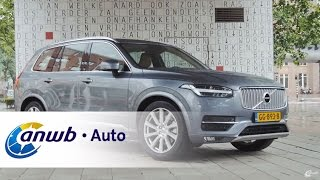 Volvo XC90 D5 2015 autotest - ANWB Auto * ENGLISH SUBTITLES *