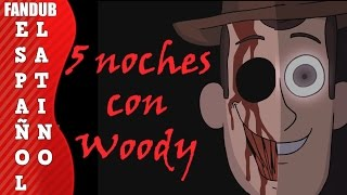 Five Nights At Woody's - Español Latino (fandub)