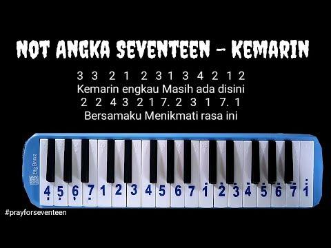 Download Not Pianika Seventeen - Kemarin Mp4 baru