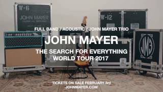 The Search for Everything World Tour